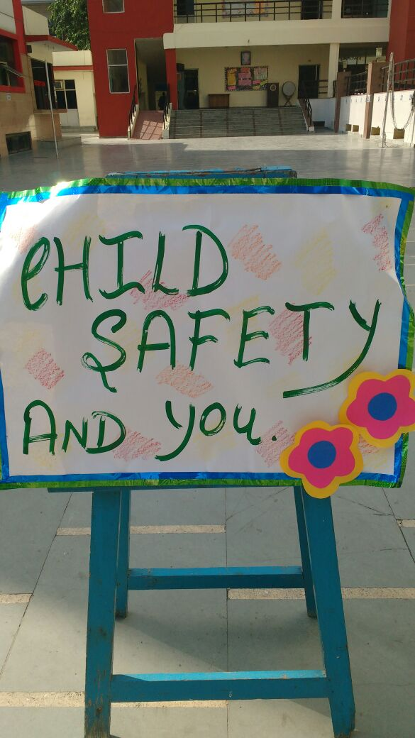 WORKSHOP ' CHILD SAFETY AND YOU'